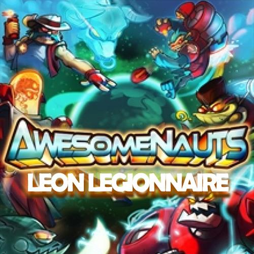 Awesomenauts Leon Legionnaire