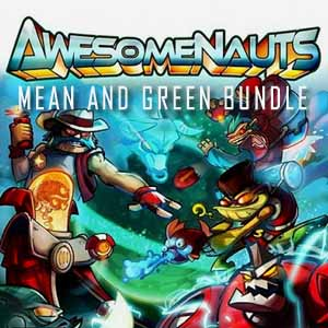 Acheter Awesomenauts Mean and Green Bundle Clé Cd Comparateur Prix