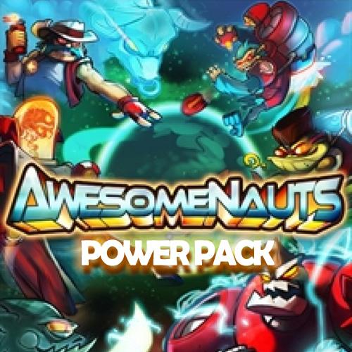 Acheter Awesomenauts Power Pack Clé Cd Comparateur Prix