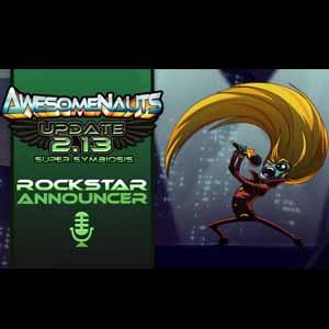 Acheter Awesomenauts Rockstar Announcer Clé Cd Comparateur Prix