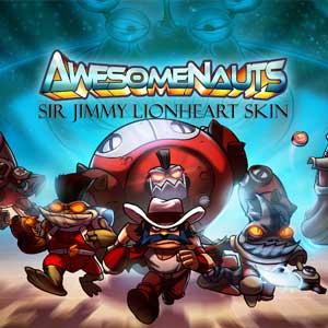 Acheter Awesomenauts Sir Jimmy Lionheart Skin Clé Cd Comparateur Prix