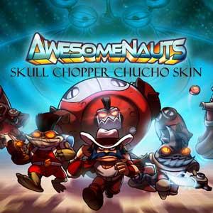 Awesomenauts Skull Chopper Chucho Skin