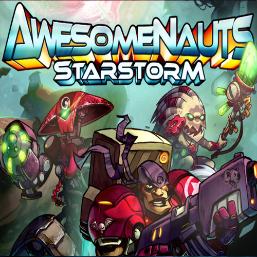 Acheter Awesomenauts Starstorm Cle Cd Comparateur Prix
