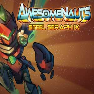 Acheter Awesomenauts Steel Seraph Ix Skin Clé Cd Comparateur Prix