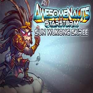 Acheter Awesomenauts Sun Wukong Skree Skin Clé Cd Comparateur Prix