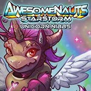 Awesomenauts Unicorn Nibbs