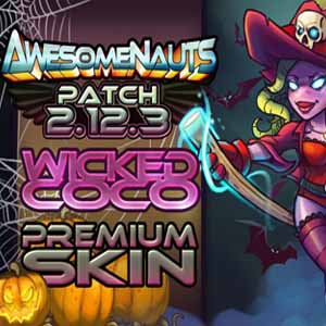 Acheter Awesomenauts Wicked Coco Skin Clé Cd Comparateur Prix