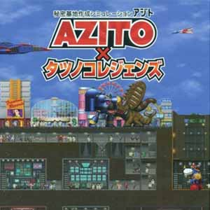 Acheter Azito X Tatsunoko Legends Xbox One Code Comparateur Prix