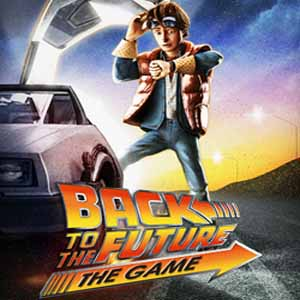 Acheter Back to the Future The Game Xbox 360 Code Comparateur Prix