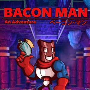 Acheter Bacon Man An Adventure Clé CD Comparateur Prix