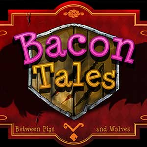 Bacon Tales Between Pigs and Wolves