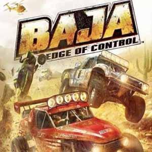 Acheter Baja Edge of Control Xbox 360 Code Comparateur Prix