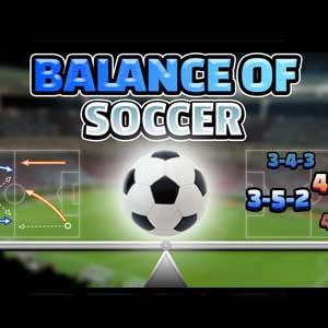Balance of Soccer 2018