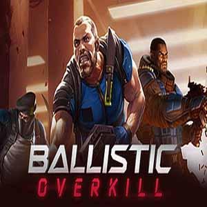 Acheter Ballistic Overkill Clé Cd Comparateur Prix