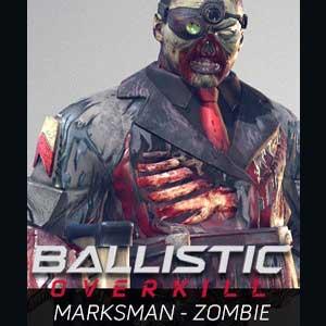 Ballistic Overkill Marksman Zombie