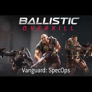 Ballistic Overkill Vanguard Specops