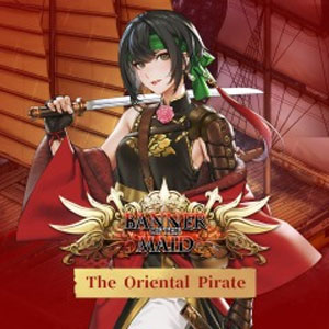 Banner of the Maid The Oriental Pirate