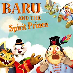Baru and the Spirit Prince