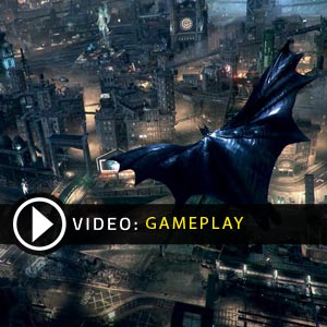 Batman Arkham Knight PS4 Online Gameplay Video