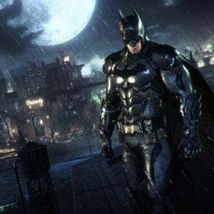 Batman Arkham Knight PS4 Sreenshoot 1
