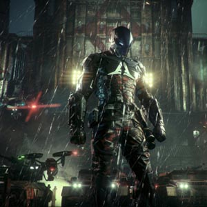Batman Arkham Knight PS4 Sreenshoot 2