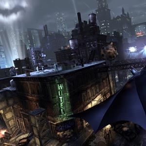 Batman Arkham Knight Xbox One Sreenshoot 3