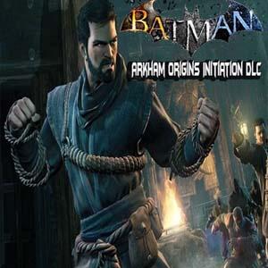 Batman Arkham Origins Initiation