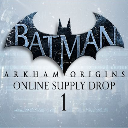 Batman Arkham Origins Online Supply Drop 1