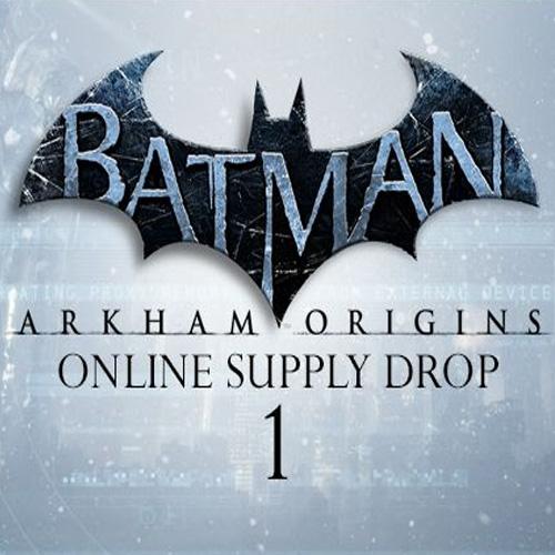 Acheter Batman Arkham Origins Online Supply Drop 1 Clé Cd Comparateur Prix
