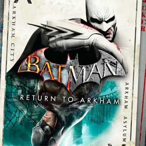 Acheter Batman Return to Arkham Xbox One Code Comparateur Prix