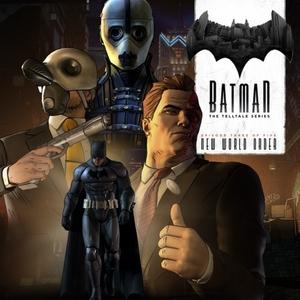 Acheter Batman The Telltale Series Episode 3 New World Order PS4 Comparateur Prix