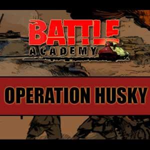 Battle Academy Operation Husky