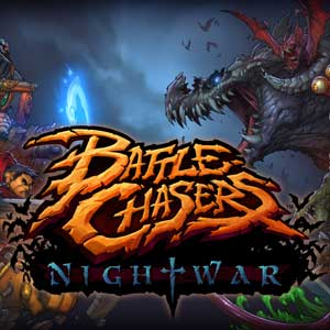 Acheter Battle Chasers Nightwar Xbox One Code Comparateur Prix