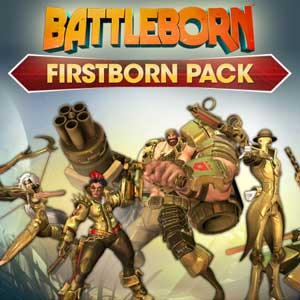 Acheter Battleborn Firstborn Pack Clé Cd Comparateur Prix