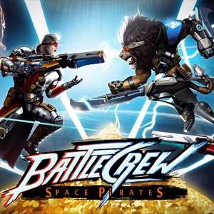 BATTLECREW Space Pirates Unlimited