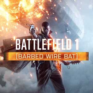 Battlefield 1 Barbed Wire Bat