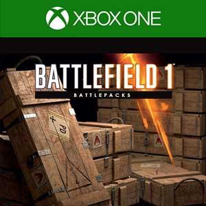 Acheter Battlefield 1 Battlepack Xbox One Code Comparateur Prix