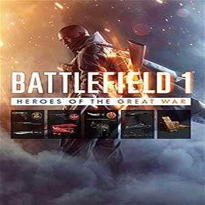 Battlefield 1 Heroes of the Great War Bundle