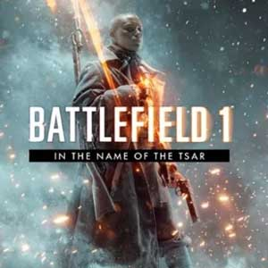 Acheter Battlefield 1 In the Name of the Tsar Clé Cd Comparateur Prix