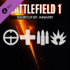Battlefield 1 Shortcut Kit Infantry Bundle
