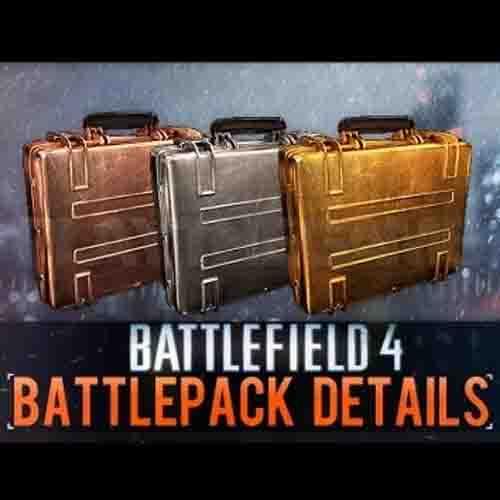 Battlefield 4 Silver Battlepack
