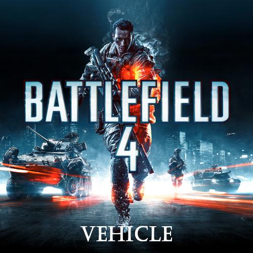 Battlefield 4 Vehicle