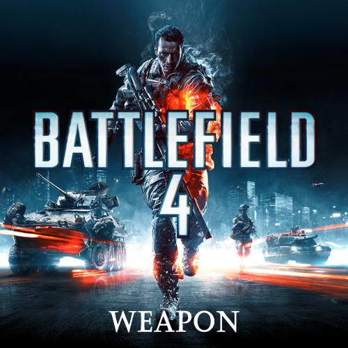 Battlefield 4 Weapon