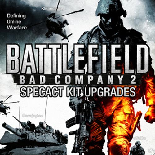 Acheter Battlefield Bad Company 2 SPECACT Kit Clé Cd Comparateur Prix