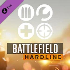 Battlefield Hardline Player Shortcut Bundle