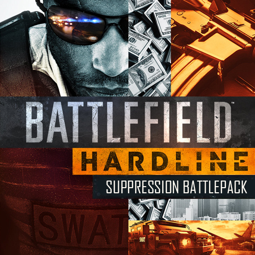 Battlefield Hardline Suppression Battlepack