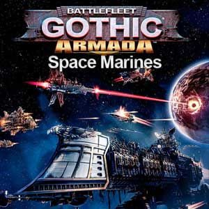 Battlefleet Gothic Armada Space Marines