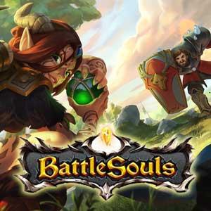 Acheter BattleSouls Clé Cd Comparateur Prix