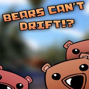 Acheter Bears Cant Drift Clé Cd Comparateur Prix