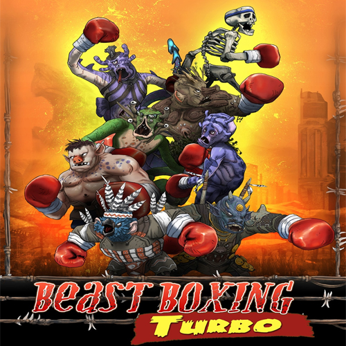 Acheter Beast Boxing Turbo Cle Cd Comparateur Prix